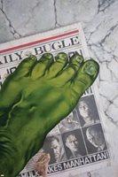 World War Hulk: Front Line No.1 Cover: Hulk