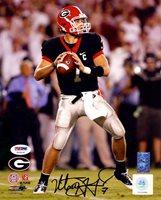 Matthew Stafford Autographed 8x10 Photo Georgia Bulldogs PSA/DNA Stock #50458Matthew Stafford Autographed 8x10 Photo Georgia Bulldogs PSA/DNA Stock #50458