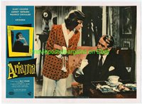 LOVE IN THE AFTERNOON MOVIE POSTER AUDREY HEPBURN ITALIAN RR #1