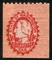 SRS WA C3 1935 1c red mint, VF