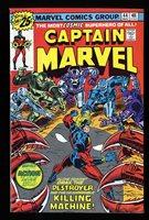 Captain Marvel #44 VF/NM 9.0 Comic Book