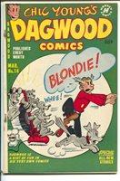 Dagwood #16 1952-Harvey-Chic Young-Blondie-Popeye-Grandma-Charles Kuhn-Little...   Comic Books - Golden Age, Harvey, Cartoon Character