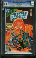 JUSTICE LEAGUE OF AMERICA #154-CGC 9.4-DC-batman-flash- 1883281006 | Comic Books - Bronze Age, DC Comics, Justice League of America, Superhero