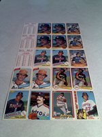 *****Frank LaCorte***** Lot of 60 cards....15 DIFFERENT