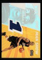 2005-06 Topps Luxury Box One Man Show Relics #AIG Andre Iguodala Jersey /225