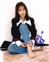 LACEY CHABERT Signed Autographed PARTY OF FIVE CLAUDIA SALINGER Photo