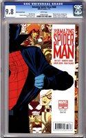 AMAZING SPIDER-MAN #648 2011, 1st Reverbium