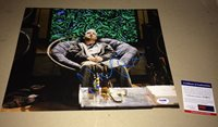 Aaron Paul Breaking Bad Signed 11X14 Photo IN PERSON Autograph PSA DNA COA