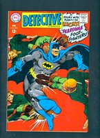 DETECTIVE COMICS #372 1968, Neal Adams cover