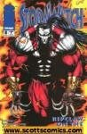 Stormwatch (1993-1997 1st series) #8 near mint