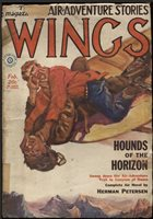 Wings 1930 February. Pulp.
