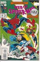 WEB OF SPIDER-MAN 106