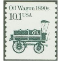 #2130 Oil Wagon, Coil