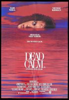 DEAD CALM Original One sheet Movie poster Nicole Kidman Sam Neill