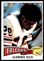 1975 Topps #18 Clarence Ellis Near Mint or Better ID: 2085601975 Topps #18 Clarence Ellis Near Mint or Better ID: 208560