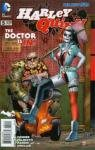 Harley Quinn (2014 2nd series) #5 (2nd print) fine