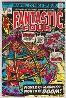 L6326: Fantastic Four #152, Vol 1, F/VF Condition