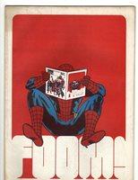FOOM # 3 VF Marvel Comic Book Magazine Fall 1973 Spider-Man Cover EJ8 | Comic Books - Silver Age, Marvel, Spider-Man, Superhero