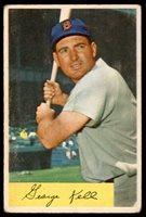 1954 Bowman #50 George Kell G-VG ID: 2376951954 Bowman #50 George Kell G-VG ID: 237695
