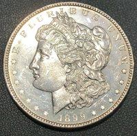 1899 Morgan Silver Dollar Proof Like