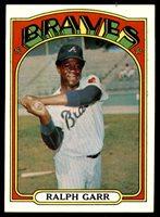 1972 Topps #260 Ralph Garr Ex-Mint ID: 1847321972 Topps #260 Ralph Garr Ex-Mint ID: 184732