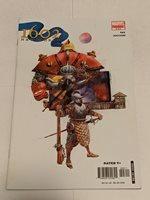 Marvel 1602 New World #3 November 2005 Marvel Comics Limited Series