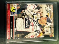 Jimmie Johnson Autographed / Signed NASCAR Trading Card