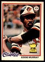 1978 O-Pee-Chee #154 Eddie Murray Near Mint RC Rookie ID: 1585951978 O-Pee-Chee #154 Eddie Murray Near Mint RC Rookie ID: 158595