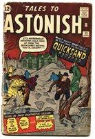 Tales to Astonish #32 Comic Book 1962-Marvel-Jack Kirby - Steve Ditko ART   Comic Books - Silver Age, Marvel, Horror & Sci-Fi