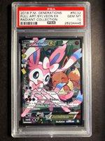 Radiant Collection RC21 /& FA RC32- Pokemon SYLVEON EX HOLO RARE Lot x2 NM//M