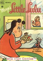 MARGE'S LITTLE LULU (1945 Series) (DELL) #29 Good Comics Book