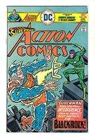 ACTION COMICS (1938-2011) #458