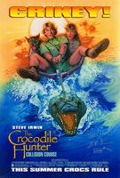 THE CROCODILE HUNTER: COLLISION COURSE Movie POSTER 11x17 Steve Irwin Terri