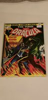 TOMB OF DRACULA #21 *1974* ~BLADE APP ~ MARVEL COMICS 5.0
