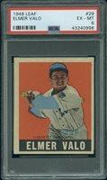 1948 Leaf 29 (R) Elmer Valo PSA 6 (0998)