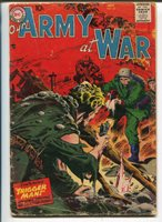 Our Army At War Issue #62   1957