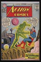 ACTION COMICS 294 NOVEMBER, 1962.