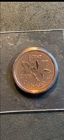 2005 P Canada 1 Cent Proof Like Still In Sealed From Set.
