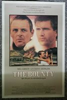THE BOUNTY 1984 Mel Gibson Anthony Hopkins Laurence Olivier Hough 1 Sheet Poster