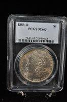 1883-O - Morgan Dollar - PCGS MS-63 - 7146