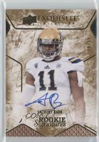 2014 Upper Deck Exquisite Collection /55 Anthony Barr #86 Rookie Auto