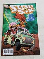 Secret Six #4 February 2009 DC Comics