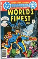 WORLD'S FINEST / Issue #260 VF+ DC