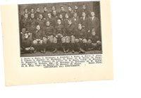 Cincinnati Bearcats University 1909 Football Team Picture RARE!!