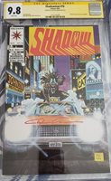 Shadowman 16 9.8s SS by Crain. First series Crain worked on. Check discrption.