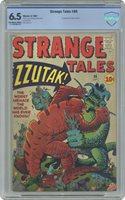 Strange Tales #88 CBCS 6.5 1961