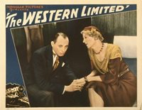 OLD MOVIE PHOTO The Western Limited US Lobby Card Lucien Prival