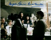 ANGELA STAINES signed autograph STAR WARS In Person 8x10 with COA CANTINA TONNIK
