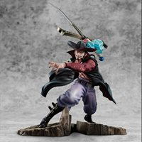 Dracule Mihawk figurine Combat Action Figure Collection Model Toys Gift for kids