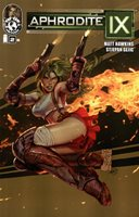 APHRODITE IX (IMAGE TOP COW) (2013 Series) #2 B Near Mint Comics Book
